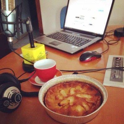 A.Martel nos traía hoy esta tarta de Manzanas