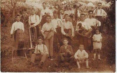 banda de musica antigua